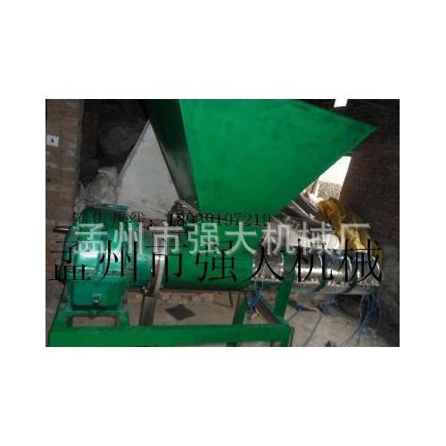 自动泡沫造粒机 eps塑料泡沫造粒机价格-- 孟州市强大机械厂