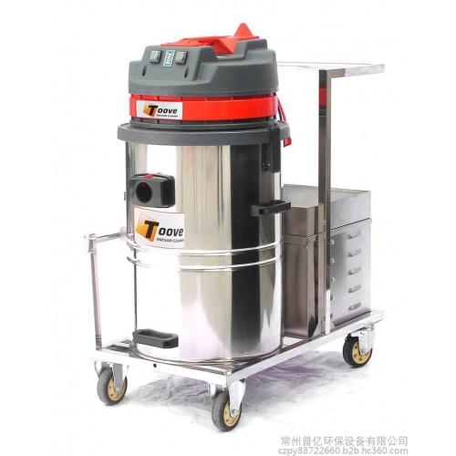 电瓶工业吸尘器 拓威克充电式吸尘器TK156DC-- 常州普亿环保设备有限公司