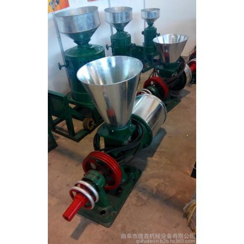好用多功能的高产小麦磨面机 性能优良的小麦磨面机-- 曲阜市德鑫机械设备有限公司