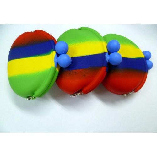 韩版可爱糖果色 硅胶零钱包 创意硅胶小包包小钱包小额定做产家 促销活动 礼品-- 深圳市东誉盛硅橡胶科技有限公司