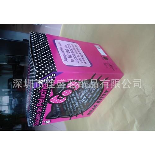 印刷.精美礼品包装盒、各种包装坑盒,单粉卡盒-- 深圳市佳盛彩纸品有限公司