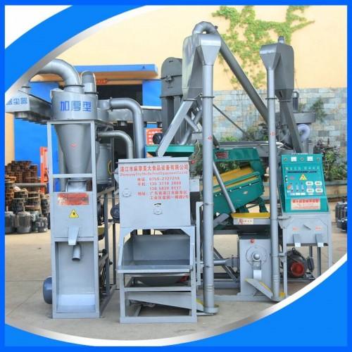 美大  粮机专家生产   一体碾米机   全自动  米机  打米机-- 湛江市麻章美大设备有限公司