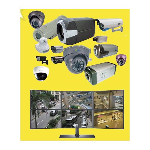 小型监控方案-- 西安泽邦电子信息科技有限公司
