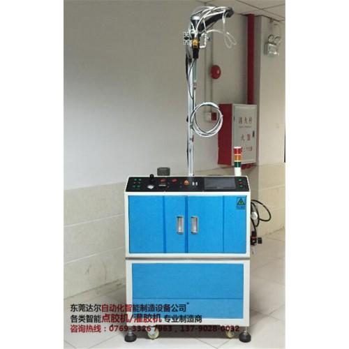 福建客体内壁涂胶机DR-AB5883供应商 福建环氧树脂灌胶机采购-- 东莞市达尔自动化设备有限公司