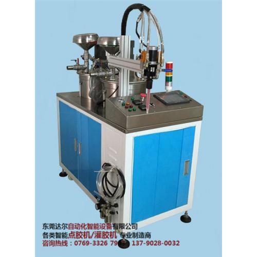 电源客体内壁涂胶机DR-AB5883公司 电源环氧树脂灌胶机价格-- 东莞市达尔自动化设备有限公司