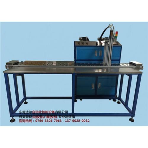 宁波流水线式灌胶机DR-8088价格 宁波流水线式双液灌胶机DR-8088公司-- 东莞市达尔自动化设备有限公司