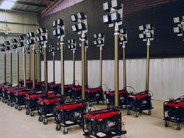 抢险救援移动照明灯车、全方位工作灯-- 武汉远迪照明电器制造有限公司