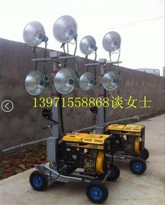 移动照明金卤灯丨多功能移动照明投射灯车-- 武汉远迪照明电器制造有限公司