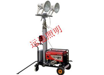 多功能移动照明灯车丨移动照明金卤灯-- 武汉远迪照明电器制造有限公司
