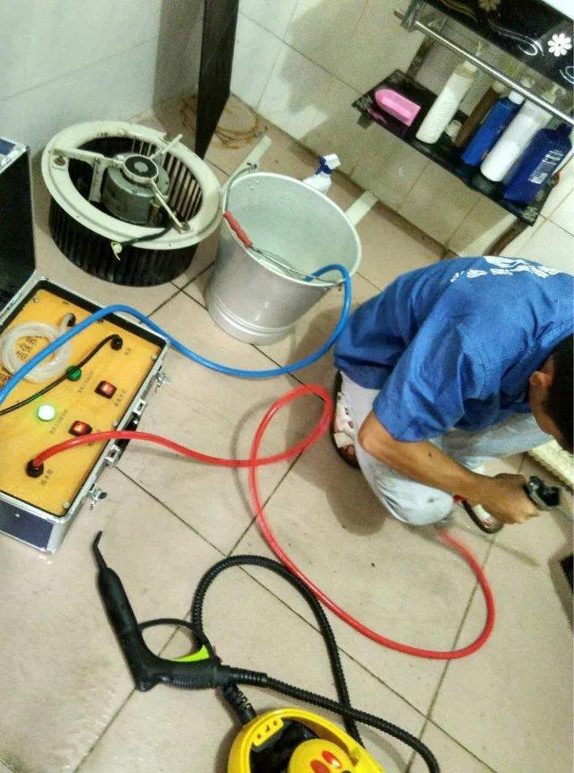 家电清洗行业越来越赚钱,找项目就来格科家电清洗-- (格科)海南美佳精细有限公司