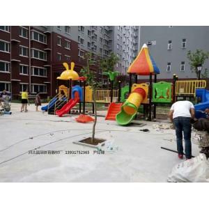 天津儿童组合滑梯生产厂家