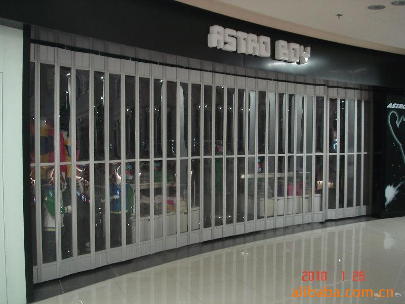 西安市高新区水晶卷闸门订做厂家-- 西安鸿运门业有限公司