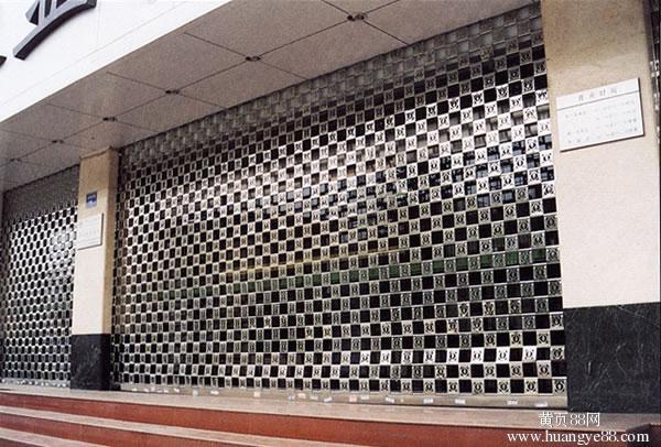西安不锈钢卷闸门专卖店-- 西安鸿运门业有限公司