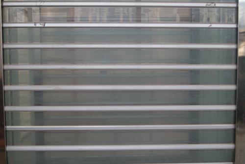 西安侧推水晶卷帘门低价热卖-- 西安鸿运门业有限公司