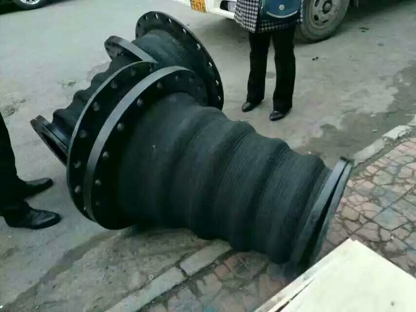 橡胶软连接厂家批发  衡水橡胶软连接现货供应品质保障-- 河北弘创橡塑科技有限公司