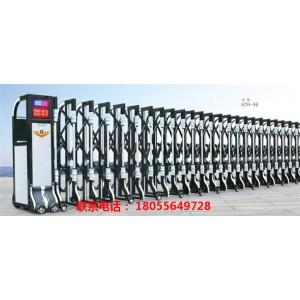 安庆铝合金伸缩门供应商 安庆铝合金伸缩门生产厂家