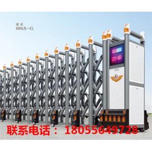 安庆铝合金伸缩门生产厂家 安庆铝合金伸缩门供应商