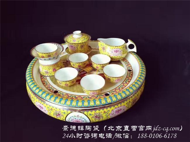 北京景德镇陶瓷茶具定制厂家 北京景德镇陶瓷茶具批发价格-- 北京景瓷文化发展有限公司(景德镇瓷器北京直营)