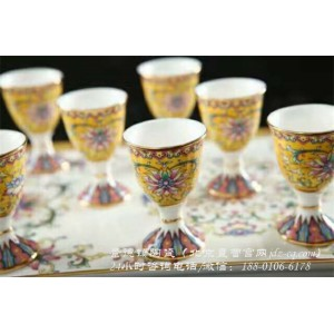 北京景德镇陶瓷酒具批发价格 北京景