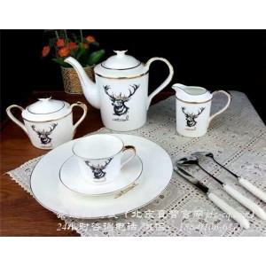 北京景德镇陶瓷咖啡用品批发价格