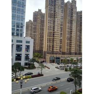 静立方隔音窗盛世华章隔绝京珠高速噪音安装案例