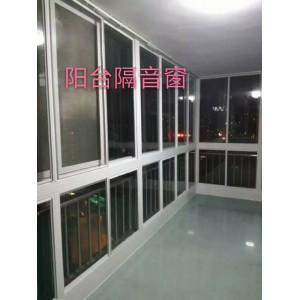 静立方隔音窗长沙治理噪音安装小区案例