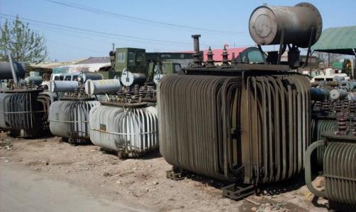 废旧机械设备高价收购 废旧机械设备高价回收-- 深圳市宝安区福永范家再生资源回收站