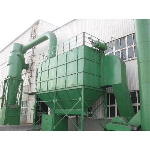 布袋除尘器-- 河北华强科技开发有限公司