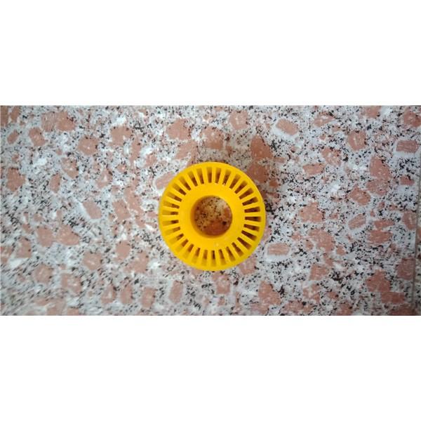 太阳轮-- 聚氨酯板、脱水调缝筛、聚氨酯筛网、聚氨酯托辊、浮选机叶轮