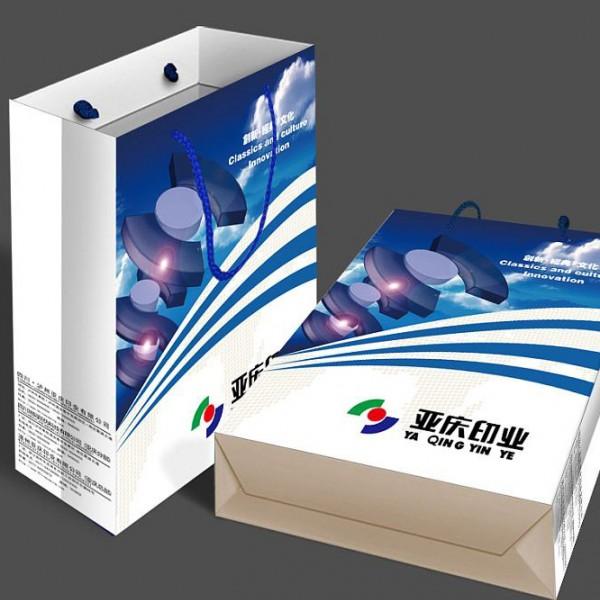 手提袋印刷-- 专业印刷厂家