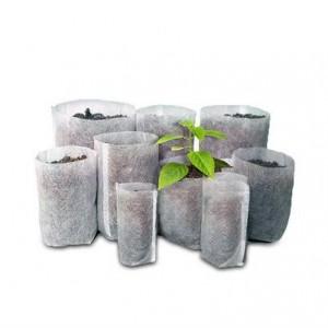 供应可降解无纺布园林绿化育苗营养袋