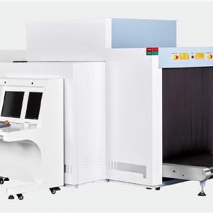 通道式X射线安检机JY100100D(双视角