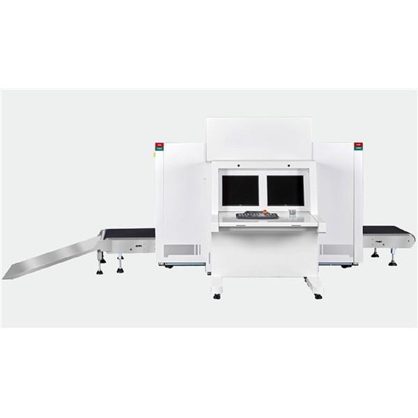 通道式X射线安检机JY10080D(双视角)-- 高科技安防设备厂家