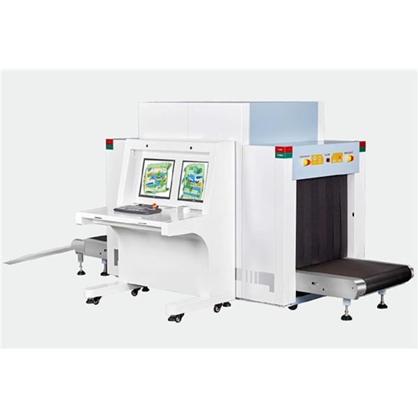 通道式X射线安检机JY8065D(双视角)-- 高科技安防设备厂家