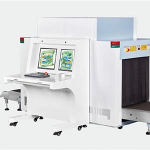 通道式X射线安检机JY8065D(双视角)