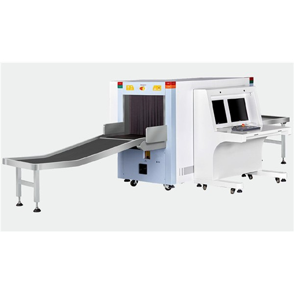 通道式X射线安检机JY6550D(双视角)-- 高科技安防设备厂家