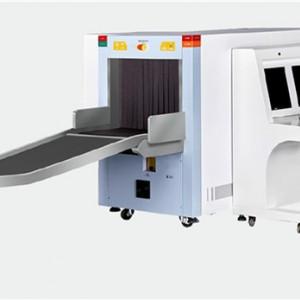 通道式X射线安检机JY6550D(双视角)