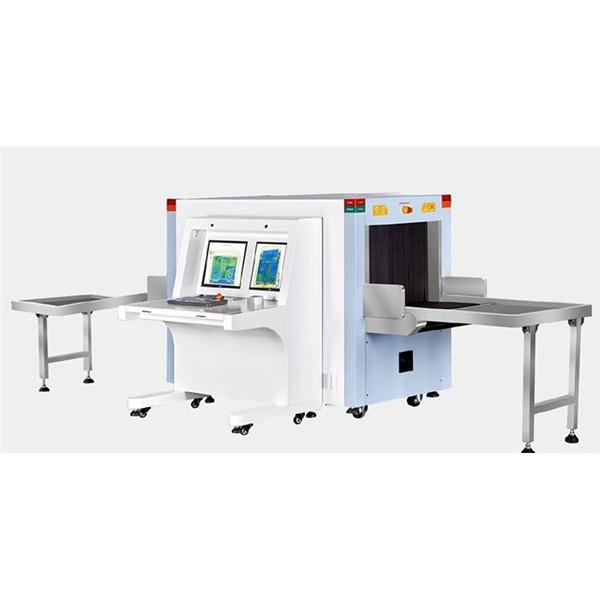 通道式X射线安检机JY5030D(双视角)