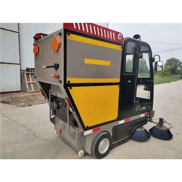 电动扫路车-- 电动洒水车|电动垃圾车厂家