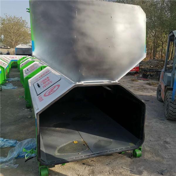 垃圾箱-- 电动洒水车|电动垃圾车厂家