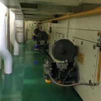 纺织业烘干线直燃式加热系统