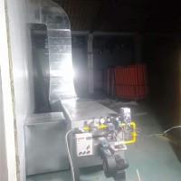 直燃式纸管烘干设备
