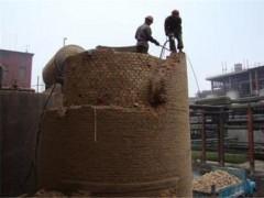 江苏水泥烟囱拆除工程队 江苏水泥烟囱