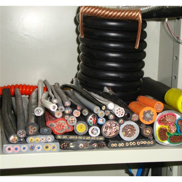 WYHP野外用铜丝屏蔽软电缆-- 通信电缆厂家