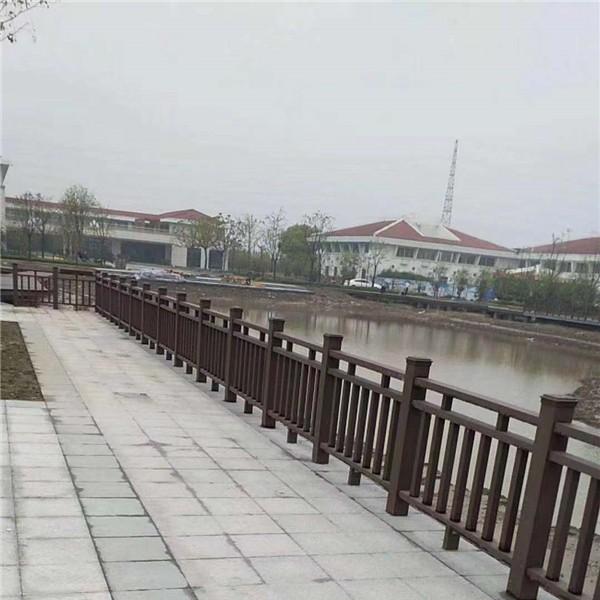 护栏系列-- 武汉防腐木厂家