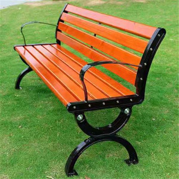 长椅系列-- 武汉防腐木厂家