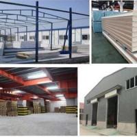 钢结构车间厂房
