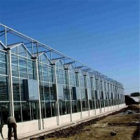 智能日光温室大棚