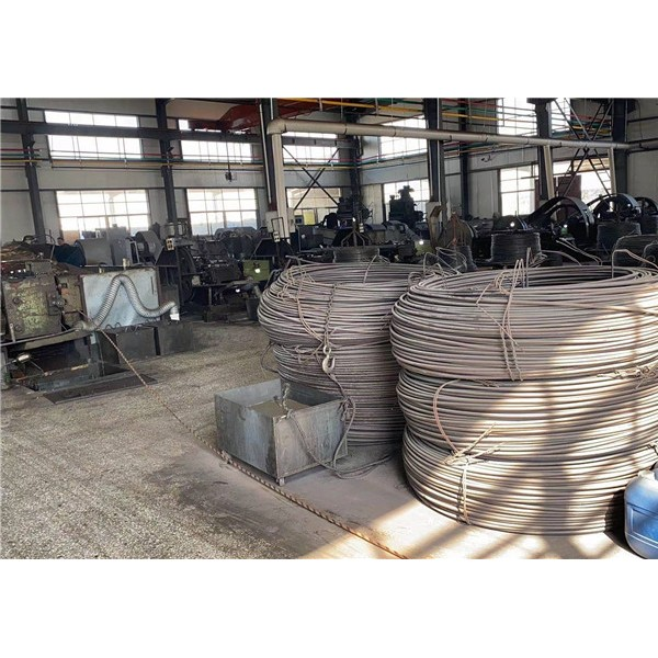 厂房展示-- 碳钢球生产厂家
