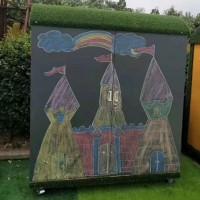 幼儿园涂鸦柜